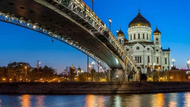 ทัวร์รัสเซีย มอสโคว์ เซนต์ปีเตอร์เบิร์ก 6วัน 4คืน KC