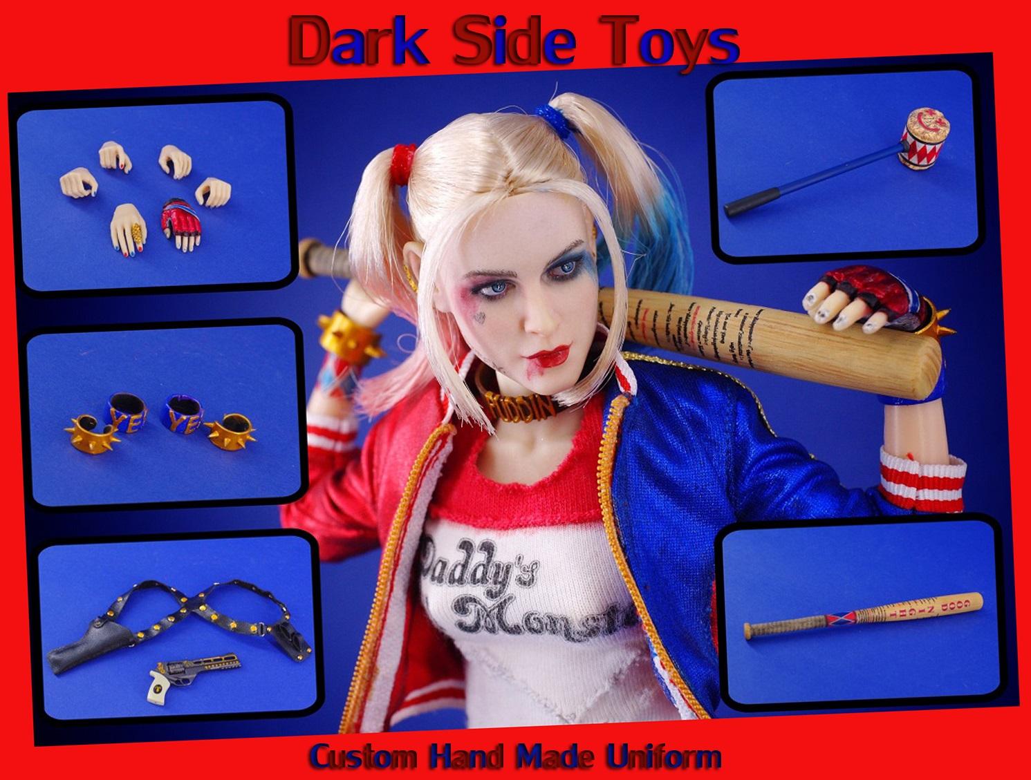 *Stop supply* Dark Side Toys 1/6 Queen Joker