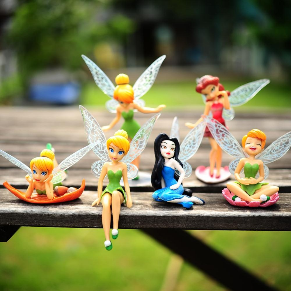 Set anime Tinkerbell