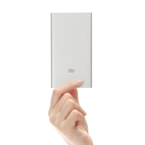 ขาย Xiaomi Power Bank Slim 5000 mAh แบตสำรองอัจฉริยะชาร์จไว มี 2 สี