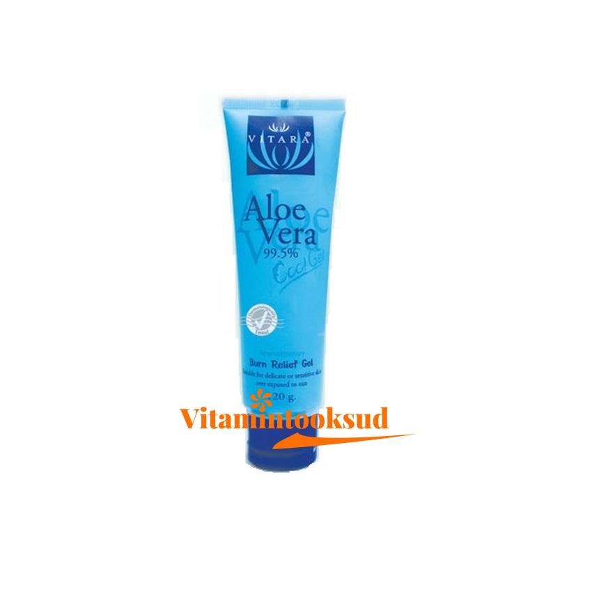 Vitara Aloe Vera Cool Gel เจลว่านหางจระเข้ 99.5% 120 กรัม