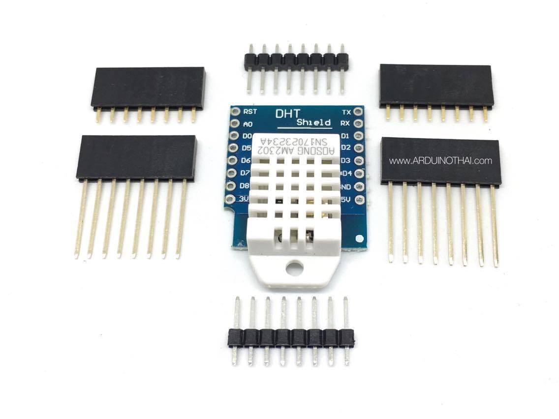 DHT Pro Shield for D1 mini DHT22