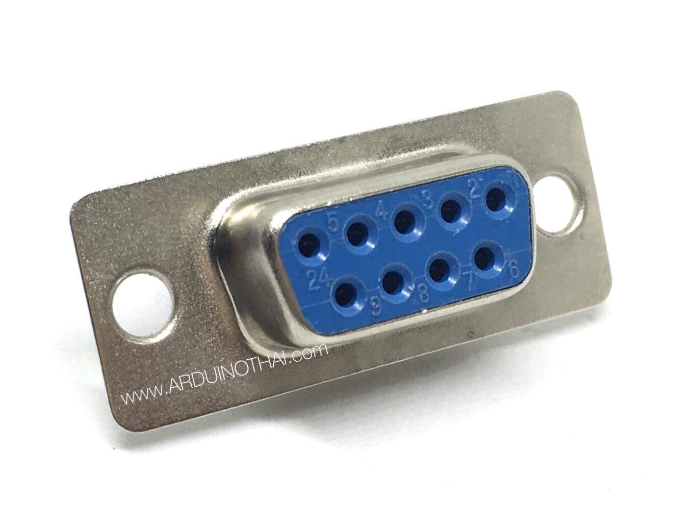 DB9 pin connector RS232 (Female)