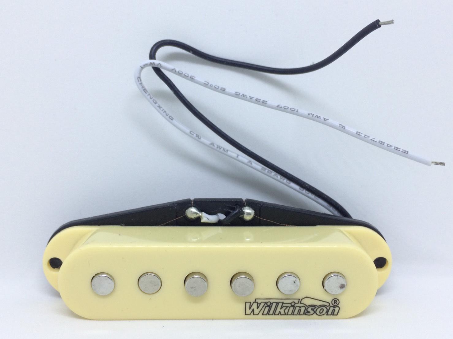 Vintage Voice Single Coil ST Pickups #00511