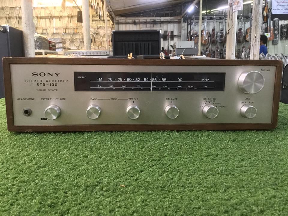 วิทยุ FM AM SONY STR-100