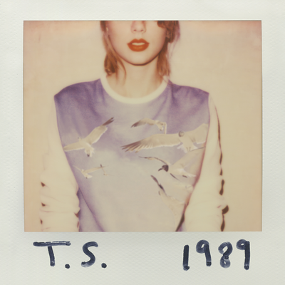 iTunes Taylor Swift 1989