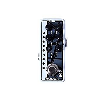 Mooer Micro Preamp 005 5050 Vision - EVH 5150