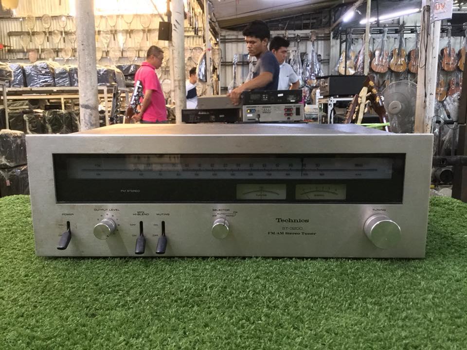 วิทยุ FM AM TECHNICS ST-3200
