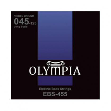 สายเบสชุด 5 สาย 045-125 ยี่ห้อ Olympia EBS455