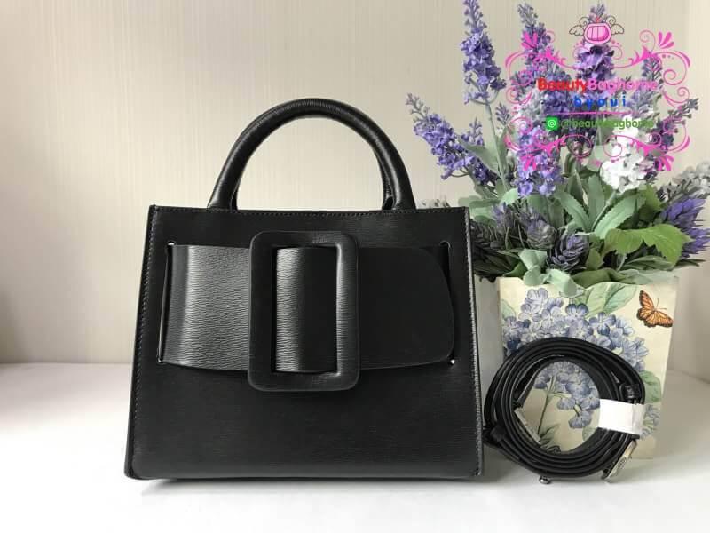 Boyy bobby bag สีดำ งานHiend1:1