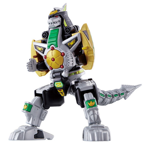 Super Mini-Pla - Kyoryu Sentai Zyuranger Dragon Caesar (CANDY TOY)(Pre-order)