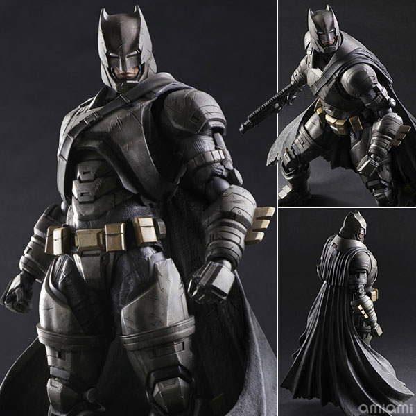 Play Arts Kai - Batman vs Superman: Dawn of Justice: Armored Batman(Pre-order)