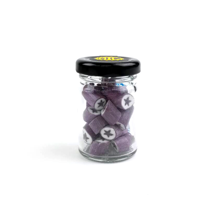 Small Jar of Purple Star (35g. Jar)