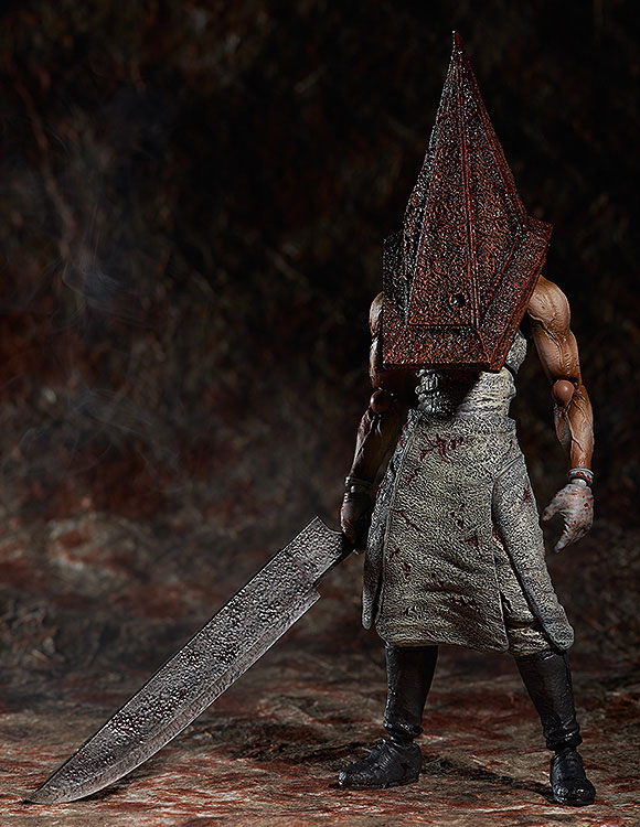 figma - Silent Hill 2: Red Pyramid Thing(Pre-order)