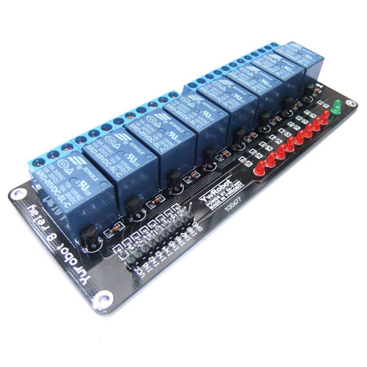 Relay Module 5V 8 Channel isolation control Relay Module Shield 250V/10A