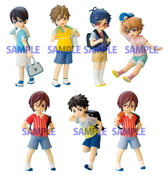 Toy'sworks Collection Yontengo - Free! Eternal Summer 8Pack BOX(Pre-order)