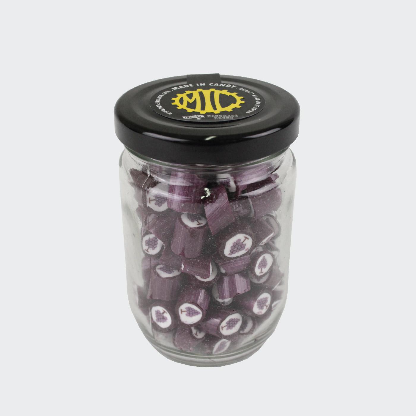 Large Jar of Grape (160g. Jar)