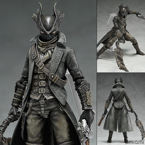 figma - Bloodborne: Hunter(Pre-order)
