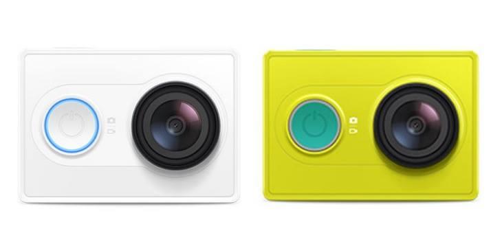 Xiaomi Yi Action Camera(Basic version)