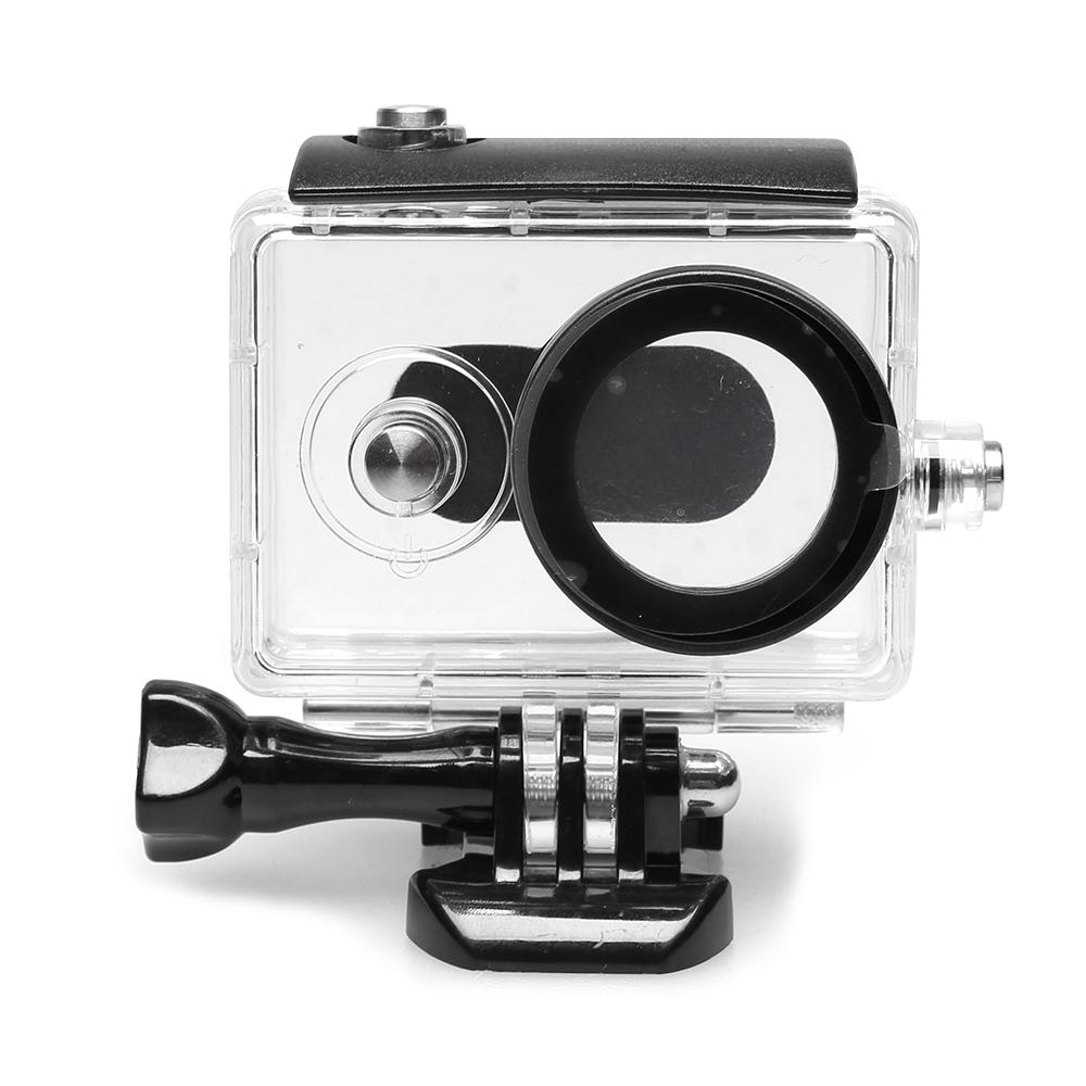 (GP-61) เคสกันน้ำ สำหรับกล้อง Xiaomi Yi Action Camera