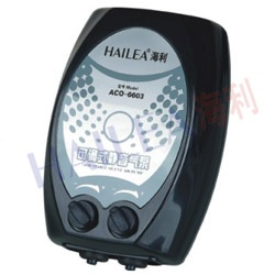 ปั๊มอ๊อกซิเจน 2ทาง*Hailea aco-6603
