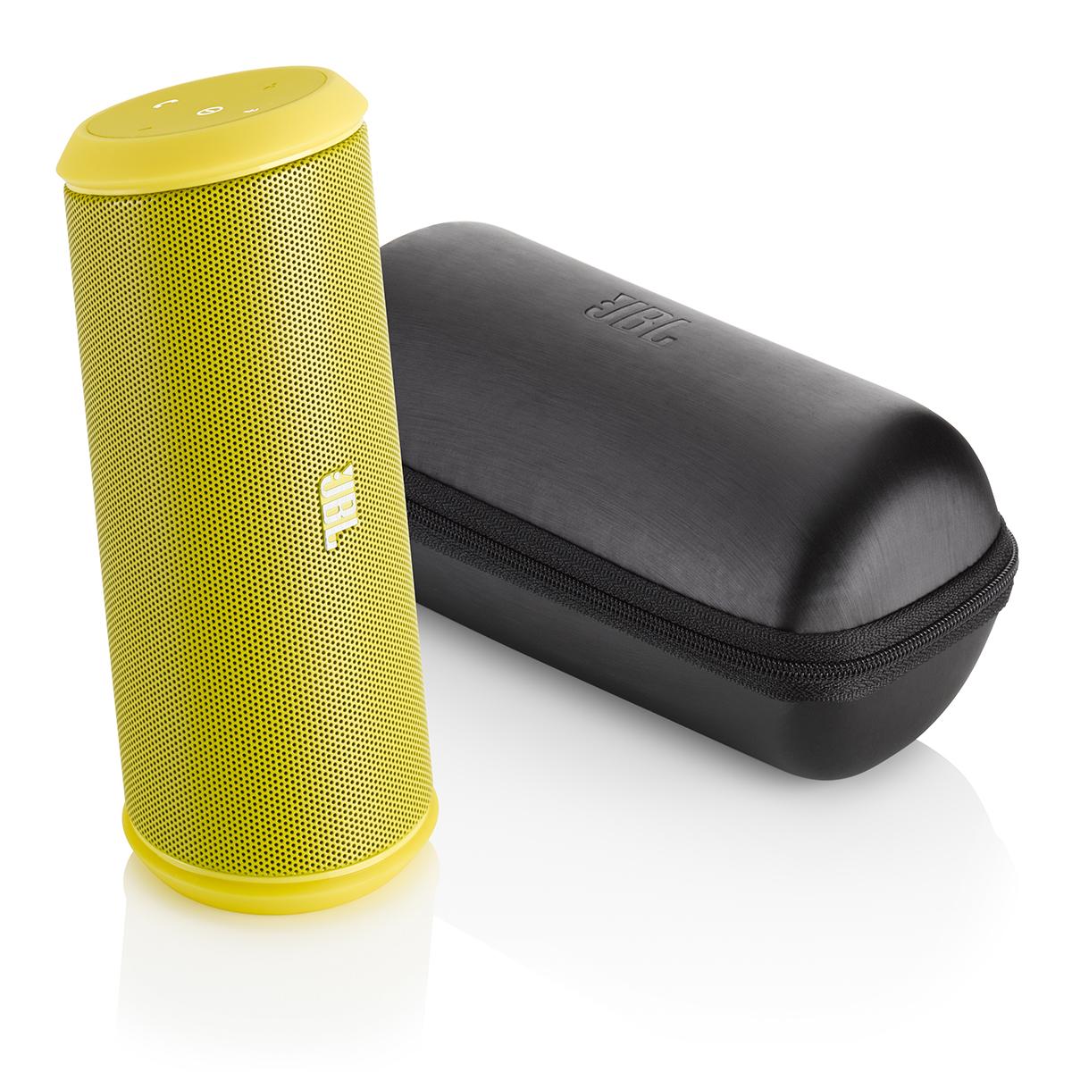 ลำโพงพกพา JBL FLIP 2 Bluetooth Speaker (Yellow)