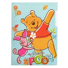 แฟ้มเอกสารซอง A4 ลาย Pooh