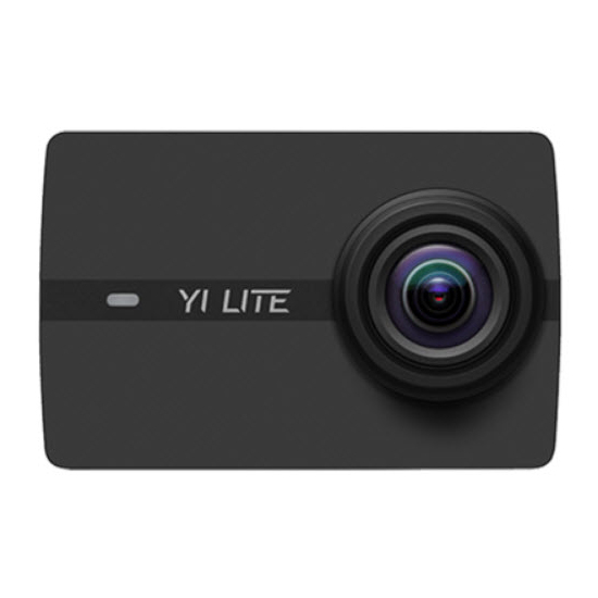 YI Lite Action Camera - สีดำ (เวอร์ชั่น US)
