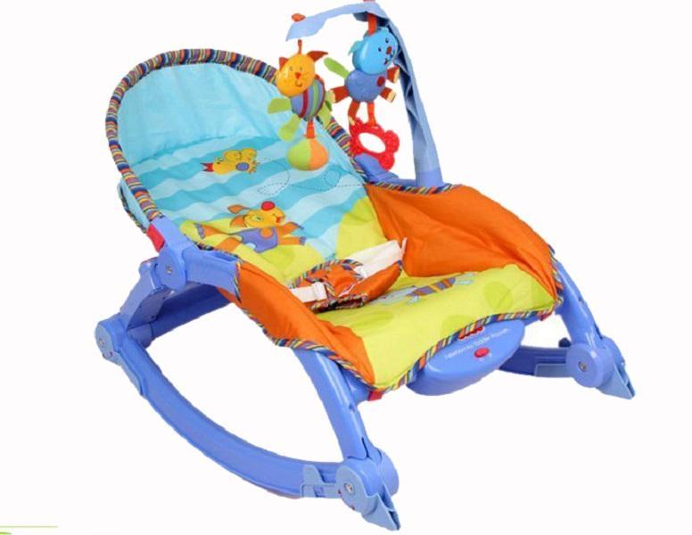 เก้าอี้โยก Baby Throne สำหรับเด็ก
