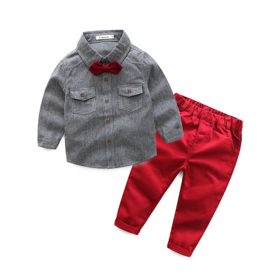 ID443-เสื้อ+กางเกง 5 ชุด /แพค ไซส์ 100-140