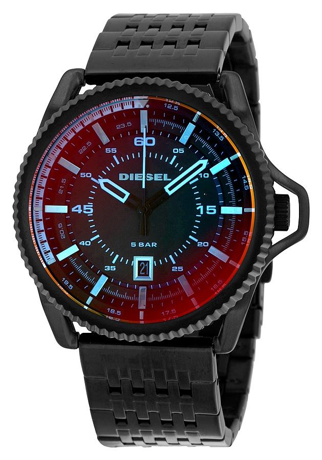 นาฬิกาผู้ชาย Diesel รุ่น DZ1720, Rollcage Exposed Multi Colored Dial