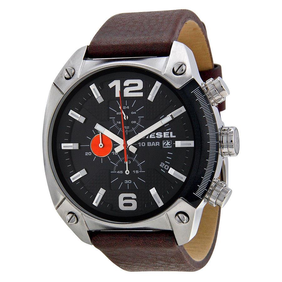 นาฬิกาผู้ชาย Diesel รุ่น DZ4204, Overflow Chronograph