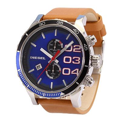 นาฬิกาผู้ชาย Diesel รุ่น DZ4322, Double Down Chronograph Men's Watch