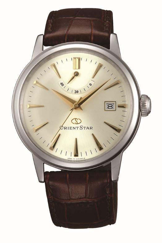 นาฬิกาผู้ชาย Orient รุ่น SAF02005S0, Orient Star Classic Automatic