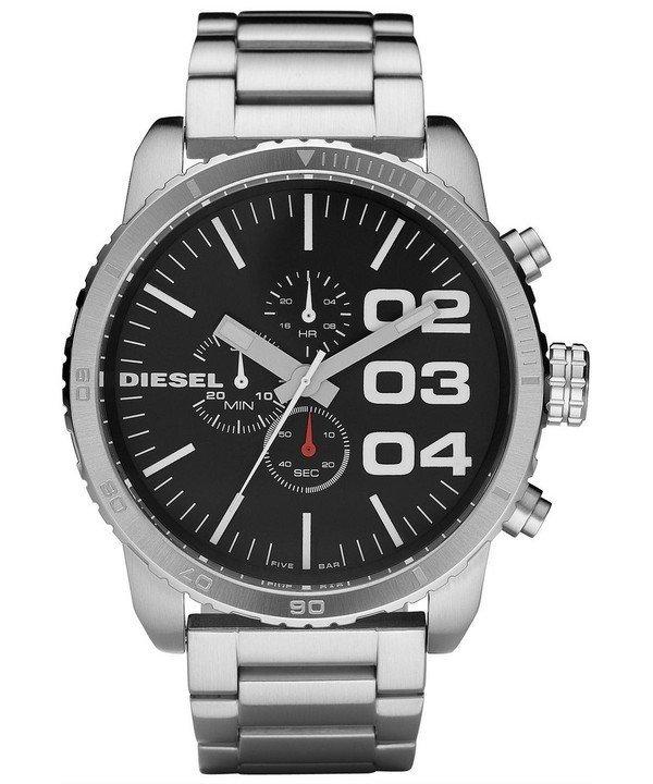 นาฬิกาผู้ชาย Diesel รุ่น DZ4209, Oversized Style Round Chronograph