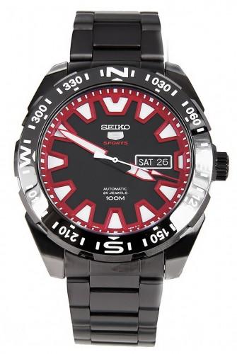 นาฬิกาผู้ชาย Seiko รุ่น SRP749K1, Seiko 5 Sports Automatic 24 Jewels