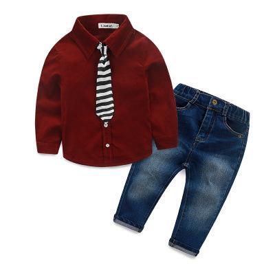 ID455- เสื้อ+กางเกง 6 ชุด /แพค ไซส์ 90-140