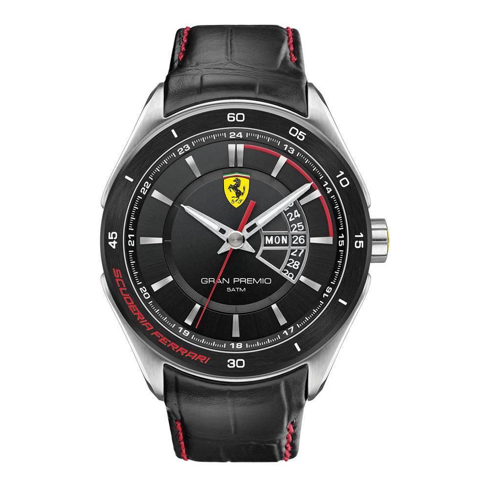 นาฬิกาผู้ชาย Ferrari รุ่น 0830183, Gran Premio