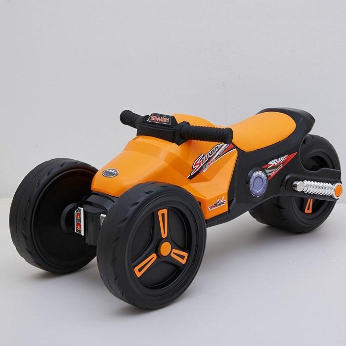 รถขาไถ แบทแมน สำหรับเด็ก Kids Ride On Push Along Sliding Batman