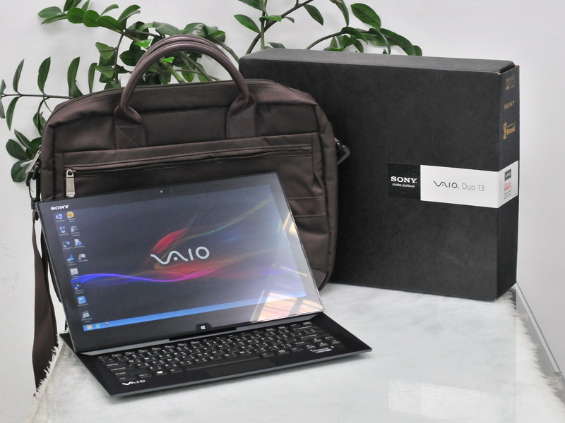 Sony VAIO Duo 13 Intel Core i5-4200U 1.60GHz. Ram 4 SSD 128