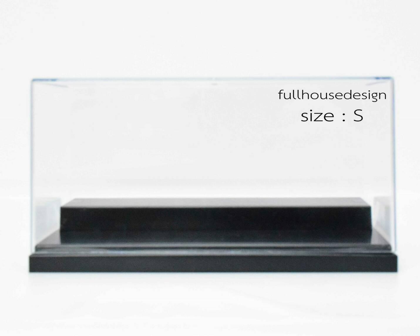 กล่องโมเดลอะคลีลิค ไซส์ S (9-0021)