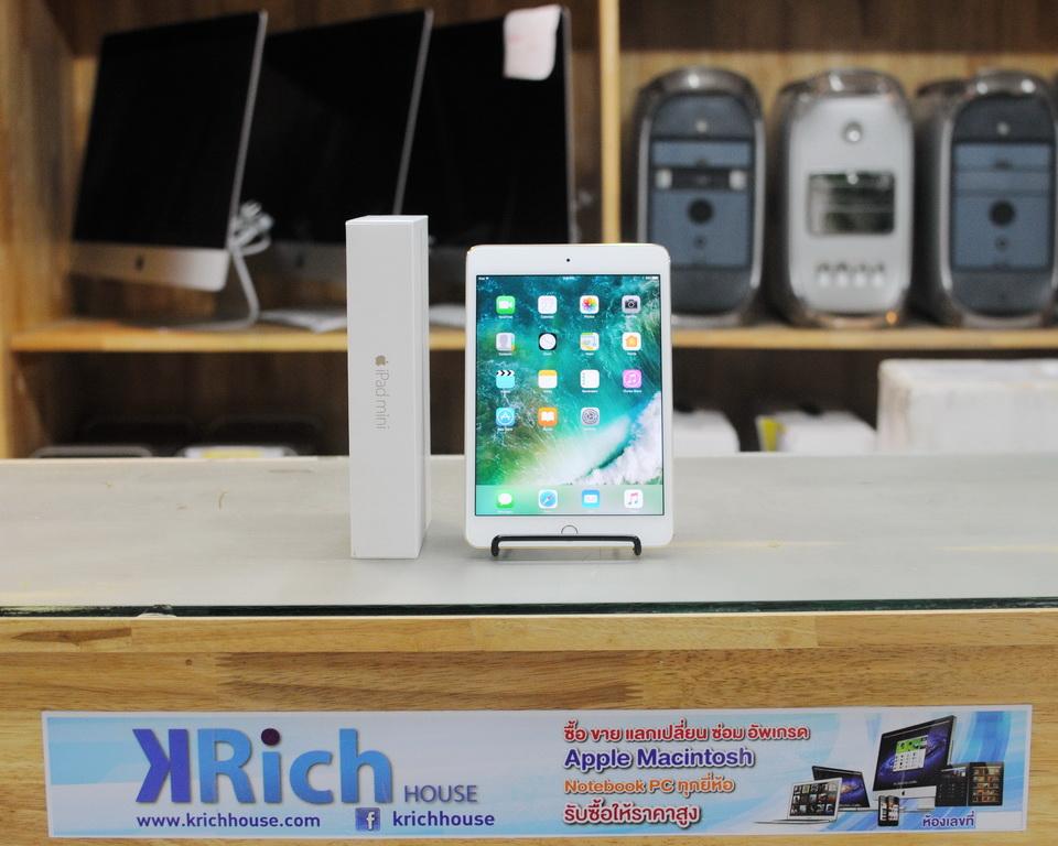 iPad mini 4 Wi-Fi 32GB, Gold Fullbox - Apple Warranty 21/10/2017