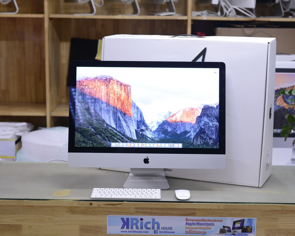 iMac 27-inch Retina 5K Late2015 Quad-Core i5 3.2GHz RAM 8GB HDD 1TB AMD Radeon R9 M380 2GB Apple Care Warranty 10-04-19