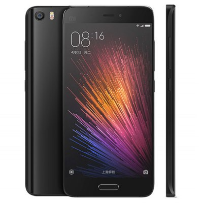 Xiaomi Mi5 ฝาหลัง Glass 3D แรม3GB รอม64GB หน้าจอ 5.15 นิ้ว (สีดำ)เลิกจำหน่ายแล้ว