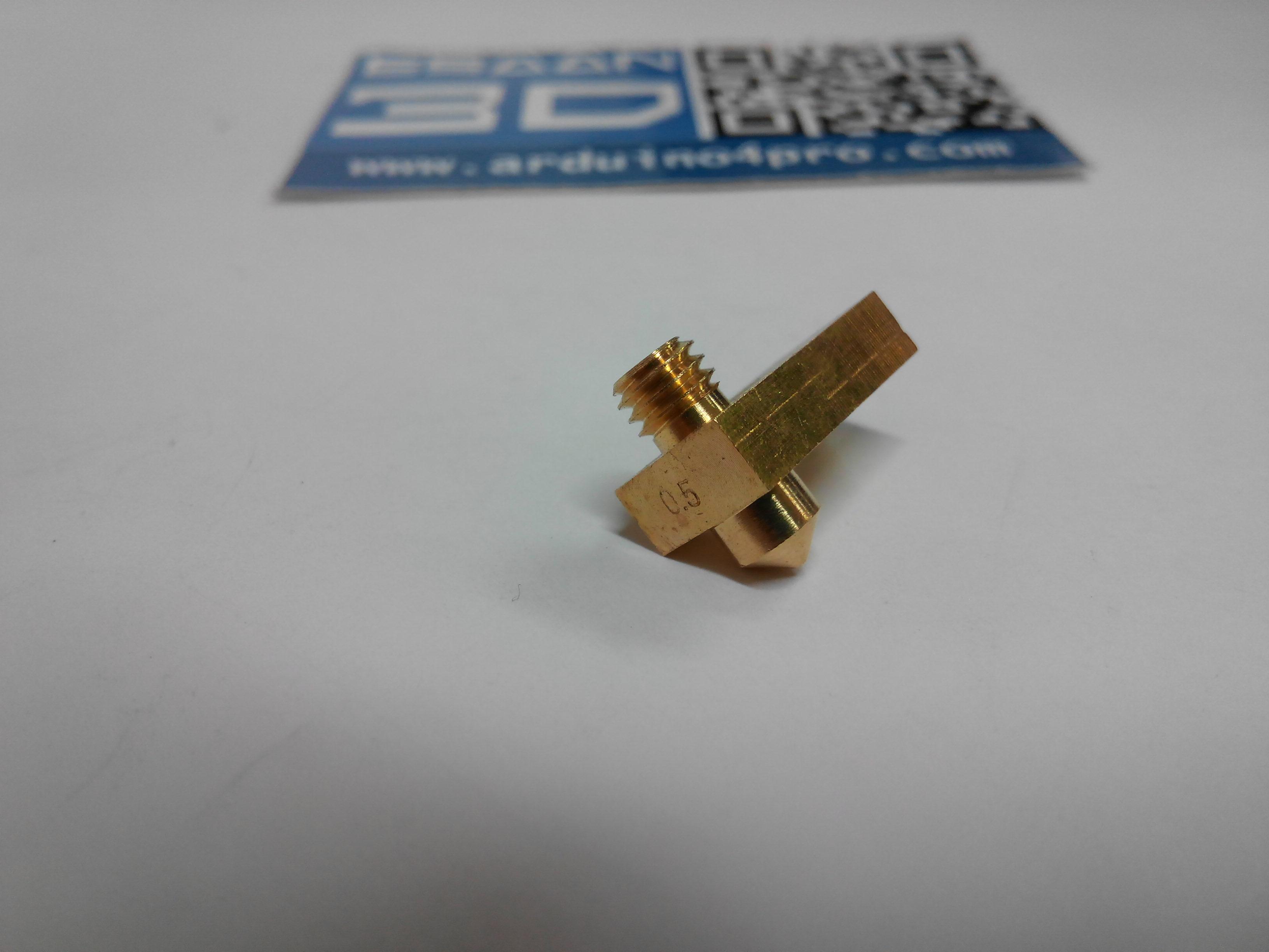 0.5mm Nozzle + Heatblock for Ultimaker 2