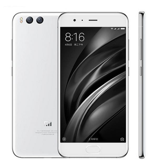 XIAOMI Mi6 แรม6GB รอม64GB หน้าจอ 5.15 นิ้ว สีขาวเงิน