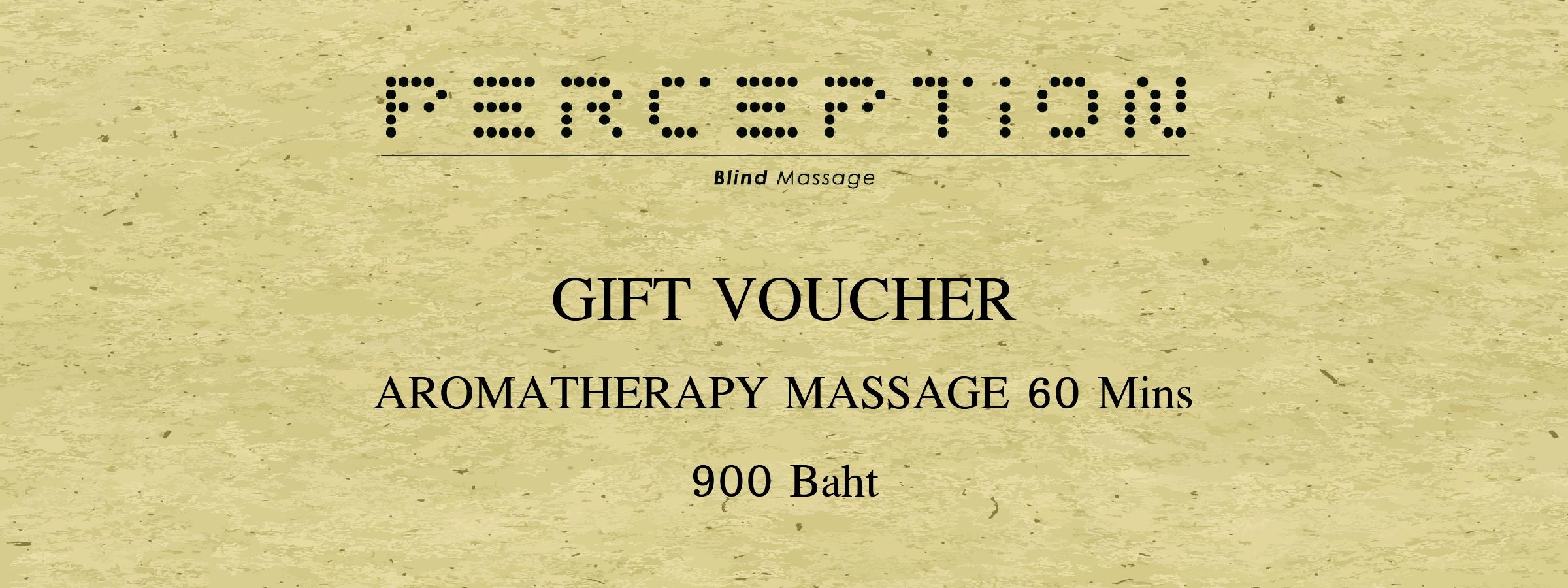 60 Mins Aromatherapy Massage