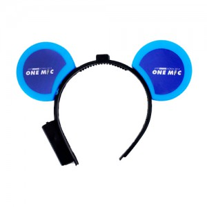 [PRE-ORDER] JYP NATION KOREA 2014 ONE MIC Light Hair Band