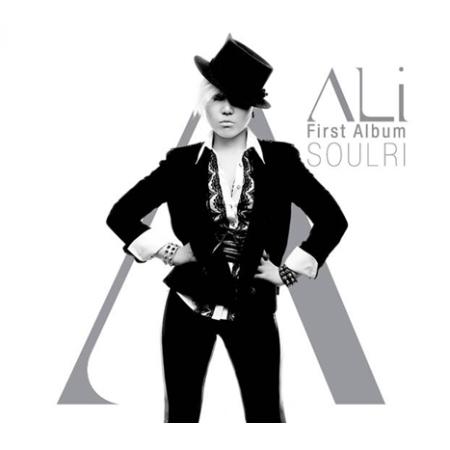 """[PRE-ORDER] ALI - 1st Album """"SOULLI"""""""