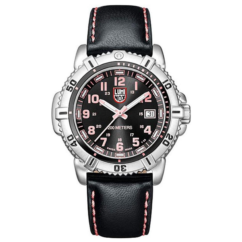 นาฬิกา Luminox รุ่น LUMINOX 7261 Ladies Navy SEAL STEEL Pink COLORMARK 38 MM